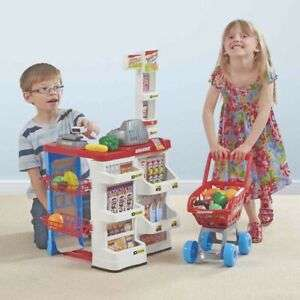 My Play Supermarket and Trolley Set at Clifford James Ebay £21.99