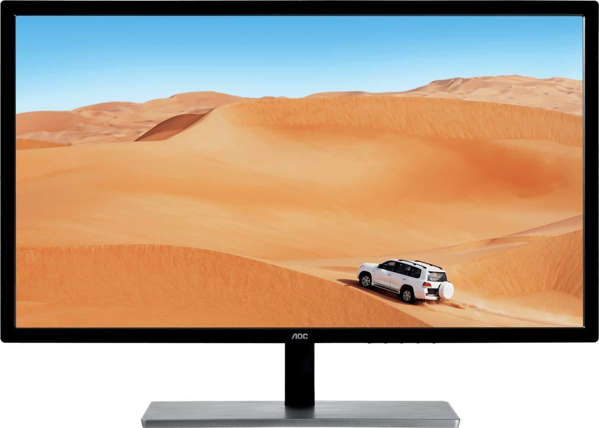 "AOC Q3279VWFD8 31.5"" IPS LED QHD (2560x1440) Freesync 75Hz monitor. (VGA, DVI, HDMI, DisplayPort) - £149.99 delivered @ Amazon"