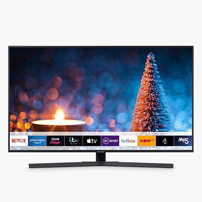 Samsung UE50RU7400 (2019) HDR 4K Ultra HD Smart TV, 50 inch via price match £429 @ John Lewis & Partners