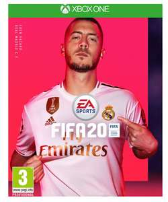 FIFA 20 Xbox & PS4 - £37.99 @ Currys & Amazon