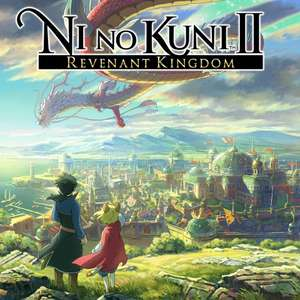 Ni no Kuni™ II: Revenant Kingdom PS4 £8.99 (Prince's Edition £12.99 / Season Pass £6.39) @ Playstation Store