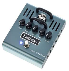 Friedman Motor City Drive Tube Overdrive £115 + Shipping (£8.50) @ Thomann