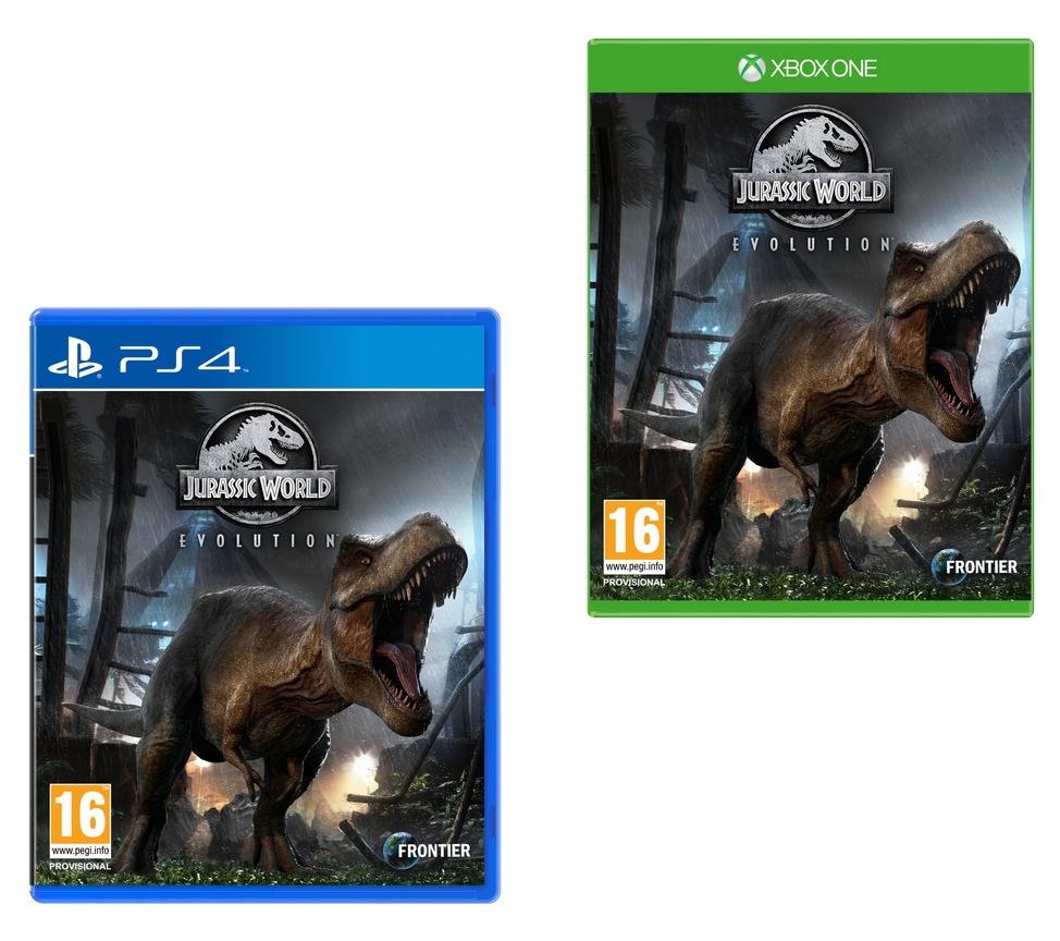Jurassic World Evolution (PS4 / Xbox One) - £15.99 @ Smyths