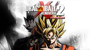 (Nintendo Switch) Dragonball Xenoverse 2 £9.45 Dragonball Fighter Z £11.34 Naruto Shippuden Ultimate Ninja Storm Trilogy £15.12 @ eShop US