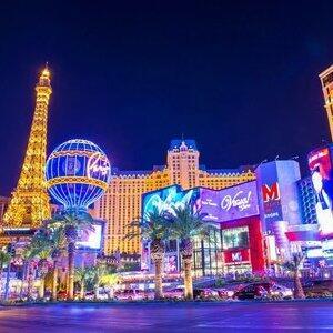 Direct British Airways return flight to Las Vegas (Departing LGW / January & March departures) £279 @ Skyscanner / TravelUp