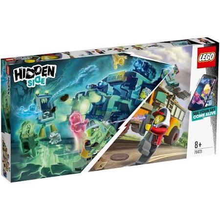 Lego Hidden Side Intercept Bus instore at Tesco for £36