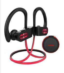 Mpow Wireless Headphones Bluetooth, Up to 9 Hrs Playing Time IPX7 Waterproof £16.14 @ Mpow Store FB Amazon