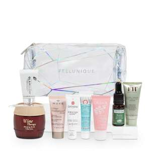 FeelUnique Skincare Gift Set Products worth over £100 - £24.50 + Free Delivery