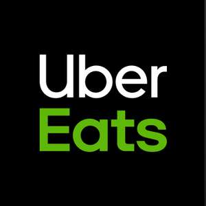 £5 off a £10 spend @ Uber Eats with code (before 4pm today)