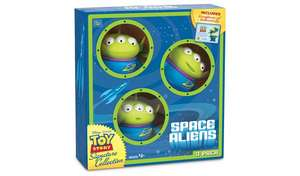 Toy Story SIGNATURE COLLECTION Aliens 3-Pack £15 @ Argos (FREE C+C or £3.95 delivery)