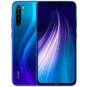 Xiaomi Redmi Note8 Global Version 4+64GB Neptune Blue EU - Blue £114.56 (£120 With Insurance) @ Gearbest