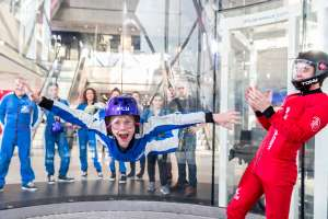 IFLY Indoor Skydiving From Virgin Experience Days £19.99 Per Person @ Virgin Experience Days