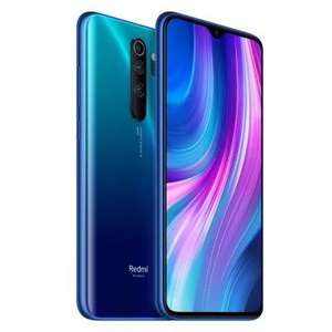 Xiaomi Redmi Note8 Pro Global Version 6 + 128GB Blue EU - Blue 6 + 128GB £160.99 @ Gearbest