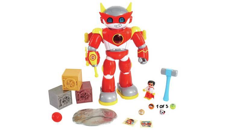 Ryan's world ultimate titan smashing safes £25 @ Argos
