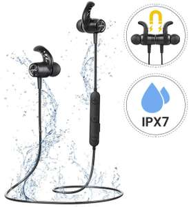 Mpow S10 Wireless Sports In Ear Wireless BT5.0 Earphones £16.99 with voucher Sold by HBH LTD and Fulfilled by Amazon.