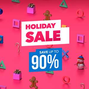 Holiday Sale @ PlayStation PSN Indonesia - Greedfall £23.06 COD Modern Warfare £29.03 Uncharted 4 £7.67 The Last of Us £7.67 + more
