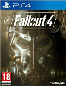 Fallout 4 on PlayStation 4 For £4.99 Delivered @ Simply Games