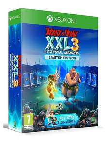 Asterix & Obelix XXL3 - The Crystal Menhir - Limited Edition on Xbox One for £19.99 Delivered @ Simply Games