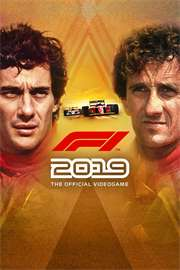 F1 2019 Legends Edition Senna & Prost Xbox One £25.99 with gold