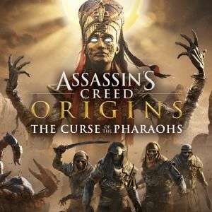 Assassin's Creed Origins® - The Curse Of the Pharaohs PS4 £6.39 @ PlayStation Store