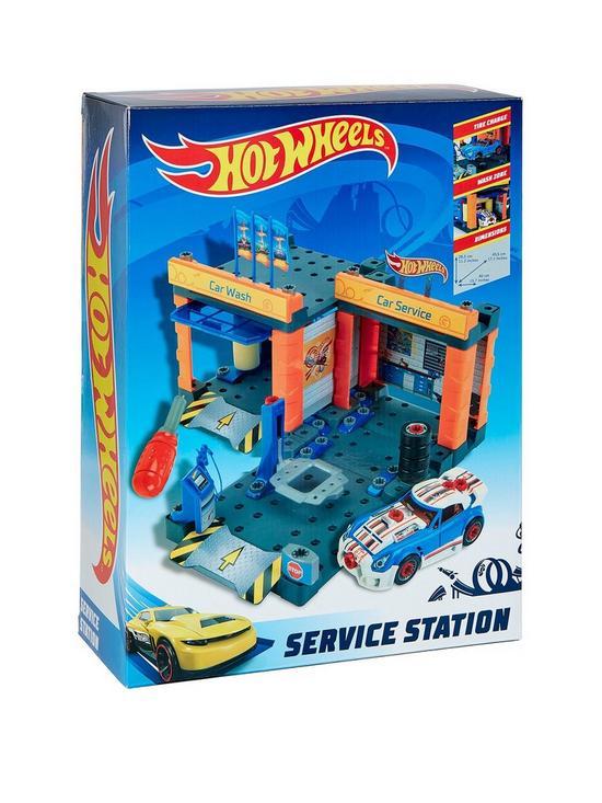 Hot Wheels Car Repair Station with Car Wash £12.99 @ Very (£2.00 P&P)