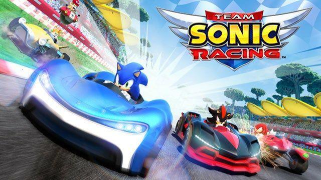 Team Sonic Racing PC £7.69 @ Fanatical
