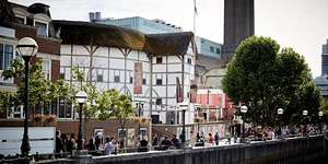 Take a trip to Shakespeare's Globe for a guided tour Monday to Thursday for £9 @ Travel Zoo