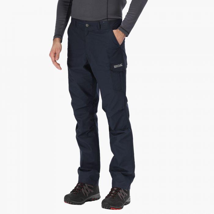 Regatta Men's Delph Cargo Trousers - Navy £11.99 + Click & Collect @ Hawkshead