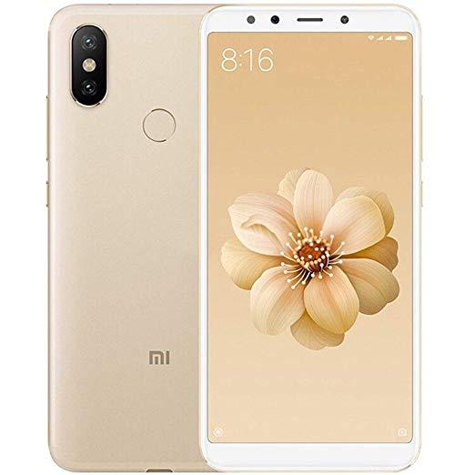 Xiaomi Mi A2 64 GB Gold (Used Good) £100.10 @ Amazon Warehouse