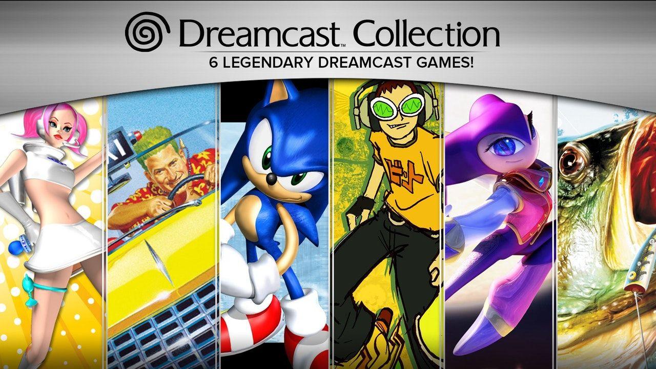 [Steam] Dreamcast Collection PC - £2.79 @ Fanatical