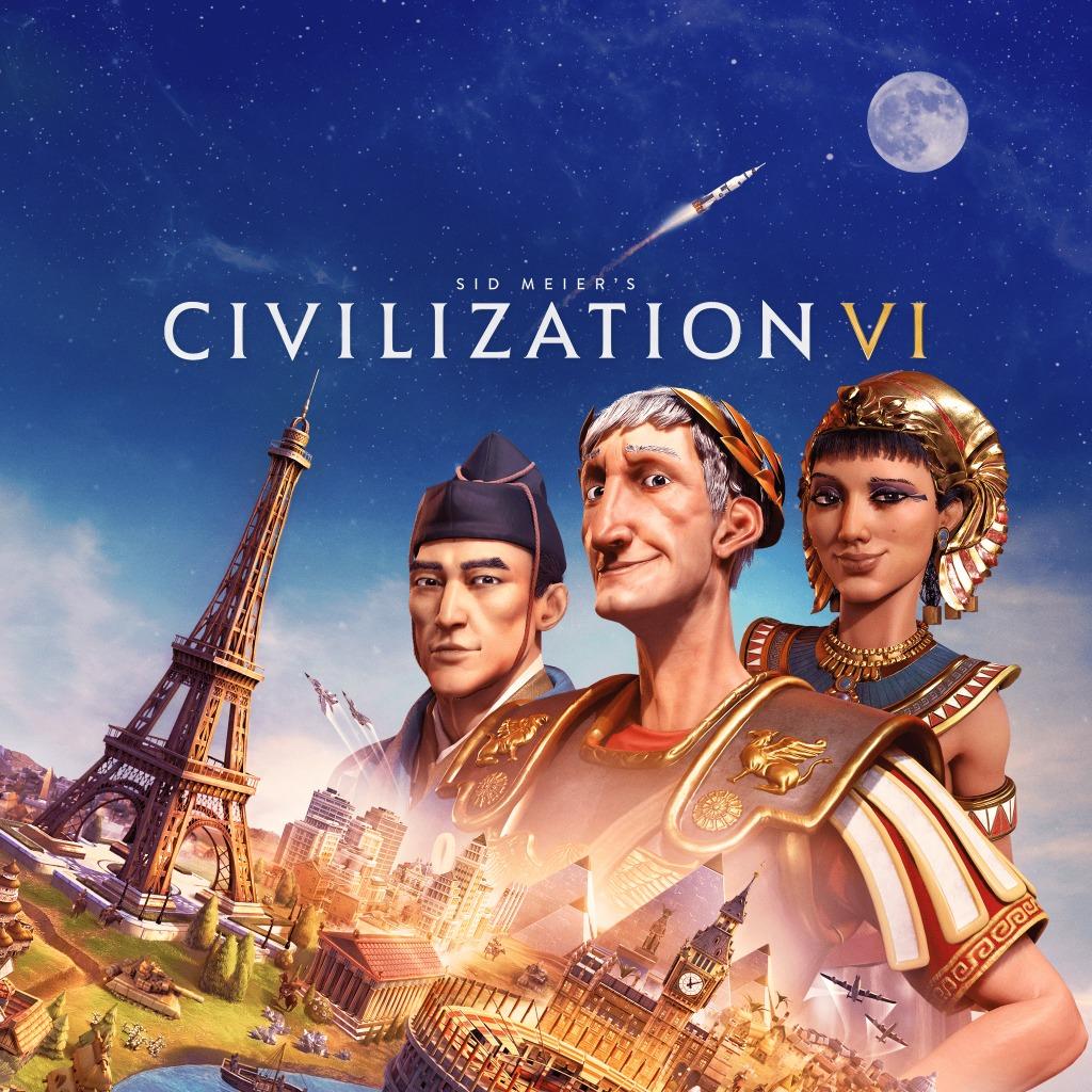 Civilisation 6 PS4 - £26.99 @ Playstation PSN