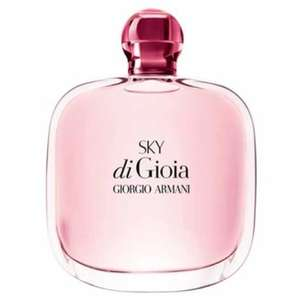 Armani Sky Di Gioia 100ml EDP £57.60 delivered with code @ The Fragrance Shop