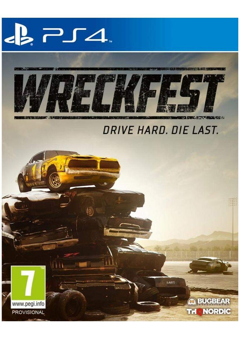 Wreckfest on PlayStation 4 for £19.99 Delivered @ Simplygames