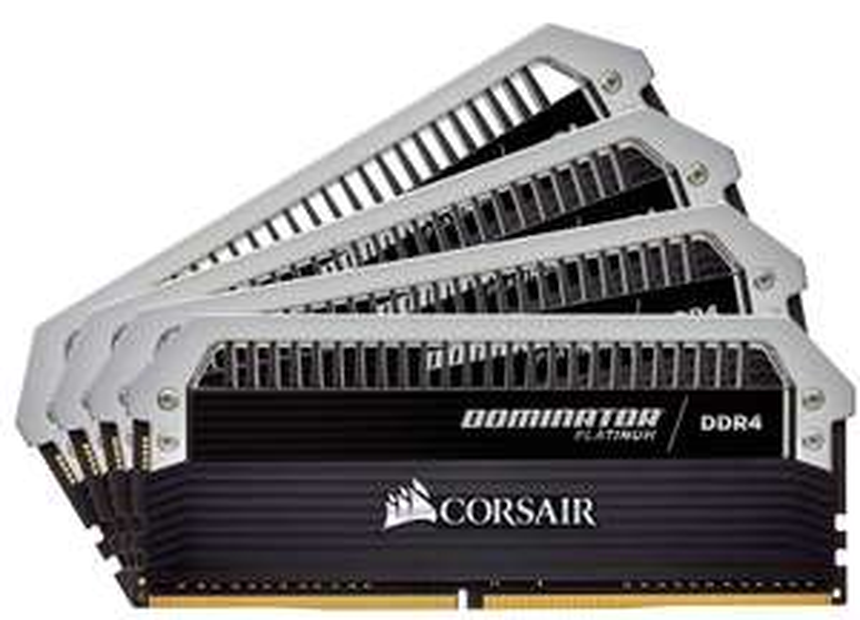 Corsair 32GB DDR4 2666Mhz CL15 Dominator Platinum Memory Kit (4 x 8GB) £88.34 @ Ebuyer / Ebay