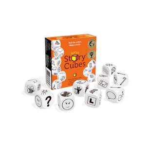 Zygomatic Rory's Story Cubes Game - £4 add-on item @ Amazon