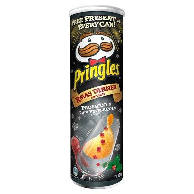 Pringles 200g - Prosecco & Pink Peppercorn - 50p @ B&M
