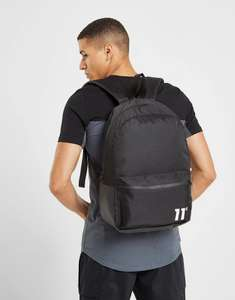 11 Degrees Core Backpack Black £15 @ JDSports
