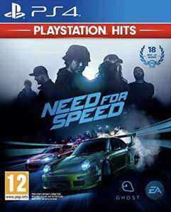 Need for Speed (PS4) £3.99 @ Playstation Store