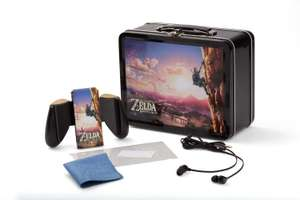 Nintendo Switch Officially Licensed Lunchbox Kit Zelda £6.99 (Prime) / £11.48 (Non Prime) Delivered @ Amazon