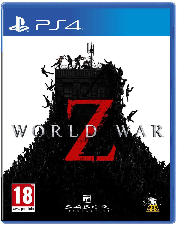 World War Z PS4 - Playstation Store UK £12.49