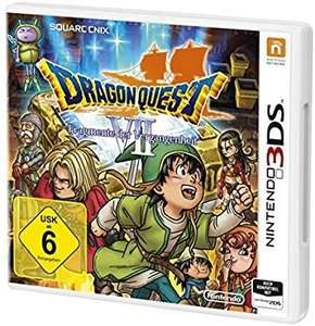 Dragon Quest VII: Fragments of the Past limited edition [3DS] £11.54 (£10.08 using fee free card) @ Amazon De