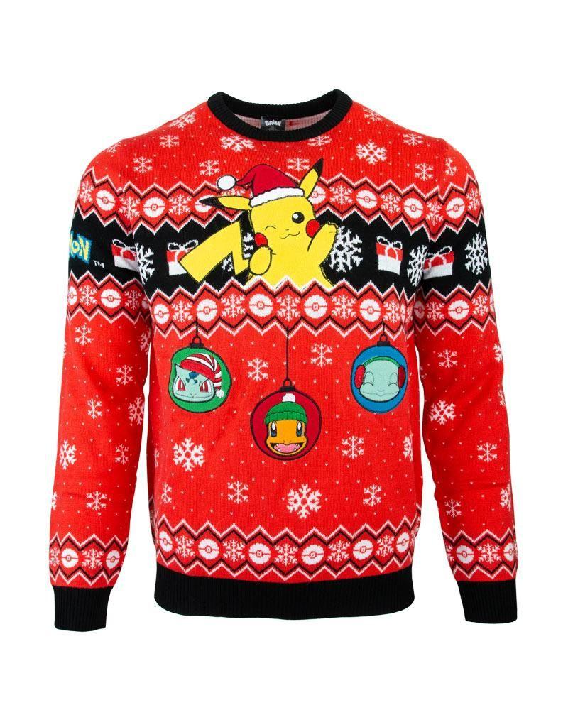 Official Pokemon Christmas Jumper - £20 @ Geekstore