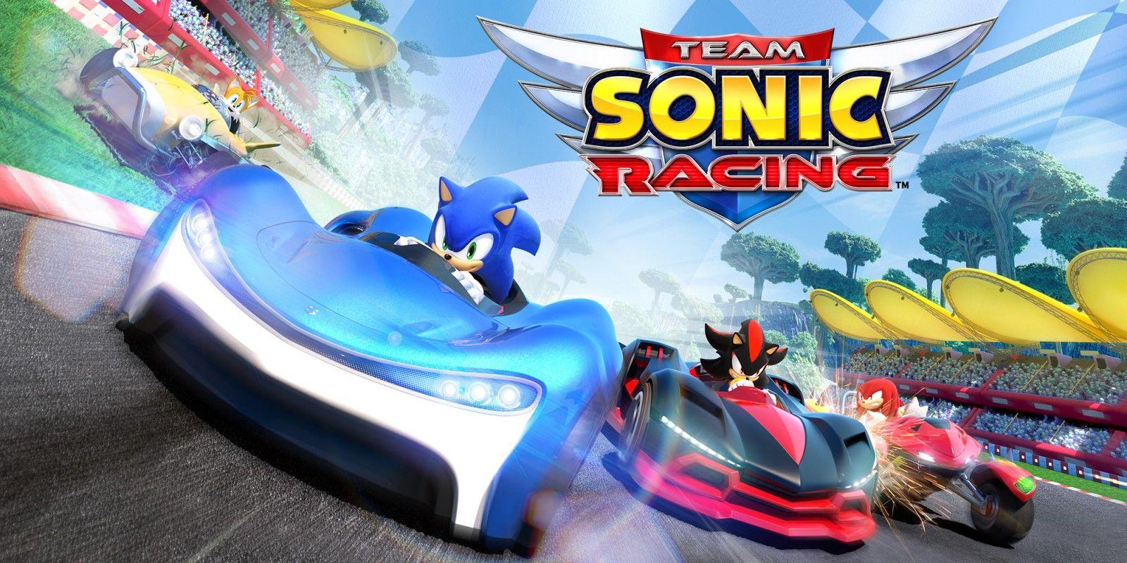 Team Sonic Racing Switch digital copy £24.49 @ Nintendo eShop