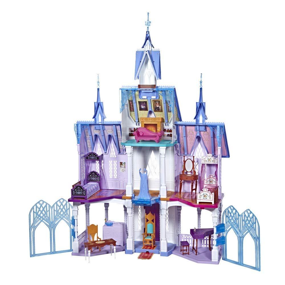 Disney FROZEN 2 Ultimate Arendelle Castle Playset - £84.48 - Amazon