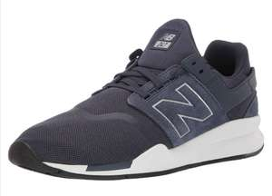 New Balance Men's 247v2 Trainers - Blue Size 5.5 - Red Size 6 - £24.49 - £25.18 @ Amazon