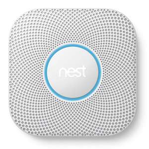 Nest Protect Smoke + Carbon Monoxide Alarm (Wired and Battery versions) £83.99 @ Amazon