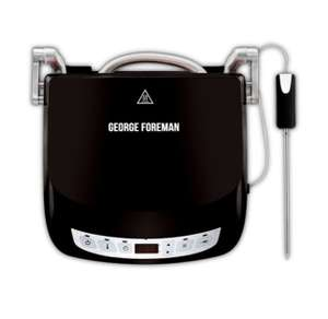 George Foreman Evolve 6 Portion Precision Grill with Deep Pan £60.00 + £2.99pp @ idealworld.tv
