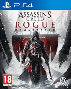 Assassin's Creed Rogue Remastered PS4 - £9.99 Geekstore