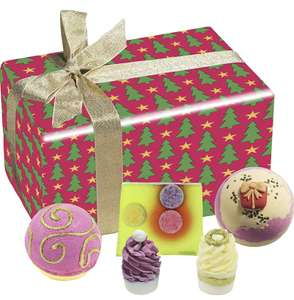 Bomb Cosmetics Gift Sets from £5.79 Prime/+£4.49 non Prime @ Amazon (different variations and gifts in post and comments)