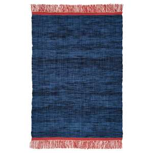 IKEA VÄRMER Rug - Flat-woven blue - £76 in store / +£9.95 delivered